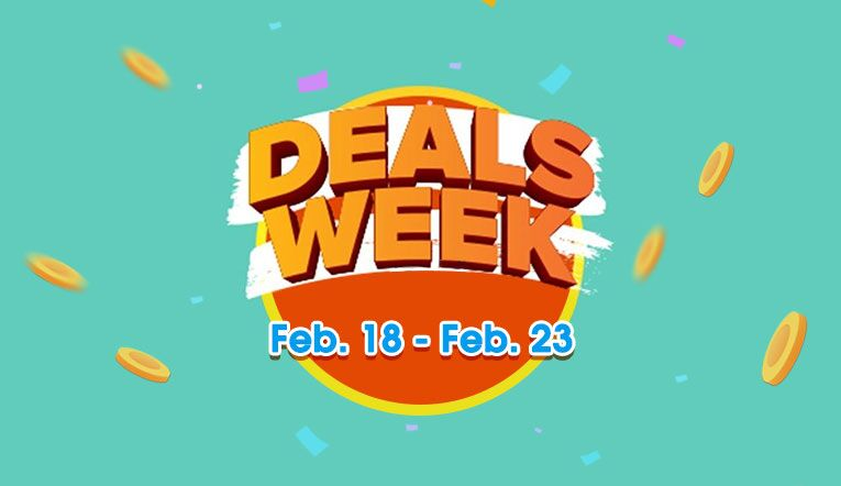 Deals Of The Week: Savings of up to 90%
