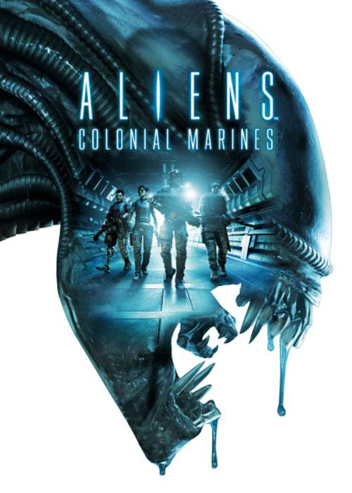 Aliens Colonial Marines Steam CD Key