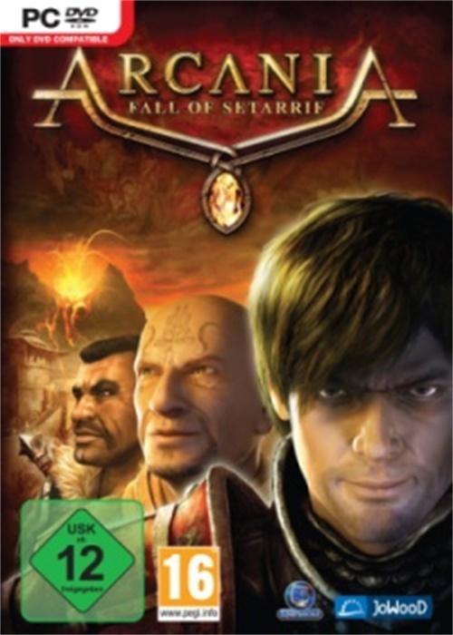 ArcaniA Fall of Setarrif Steam CD Key