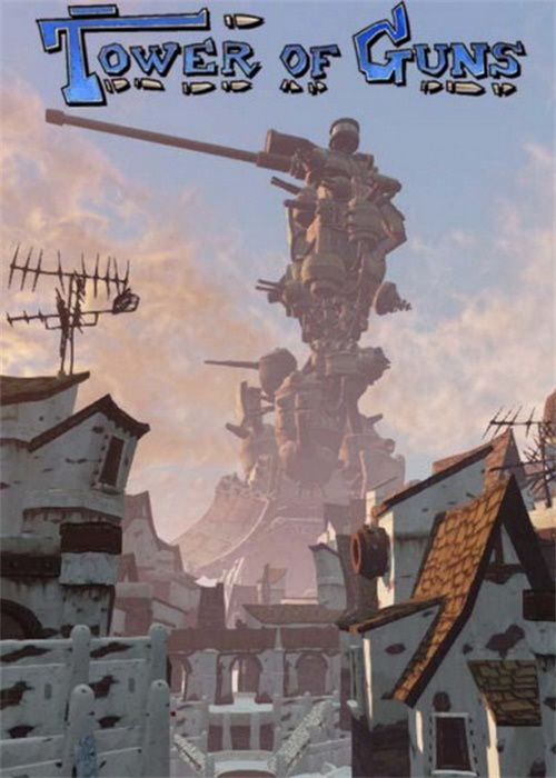 Tower of Guns GOG CD Key
