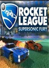 Official Rocket League Supersonic Fury DLC Pack