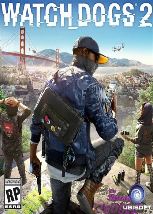 Official Watch Dogs 2 Uplay CD Key