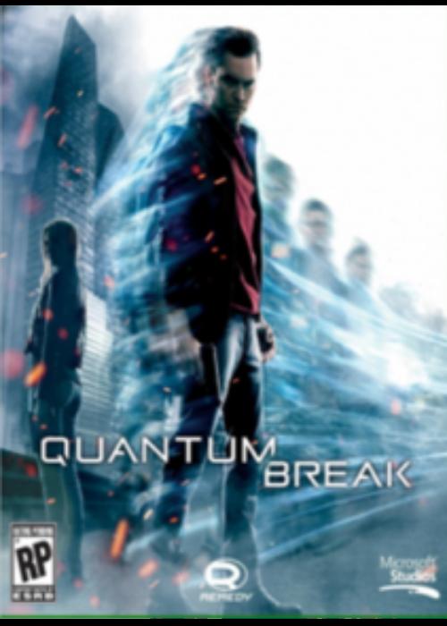 Quantum Break Steam CD Key