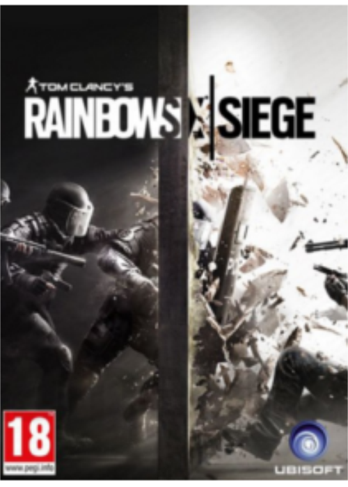 Tom Clancys Rainbow Six Siege Gold Edition Uplay CD Key