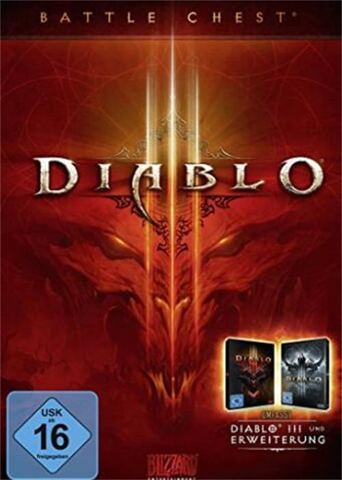 Diablo 3 Battlechest CD Key EU