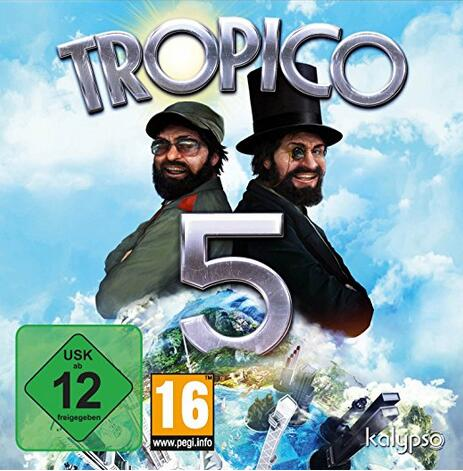 Tropico 5 Complete Collection Edition Steam CD Key