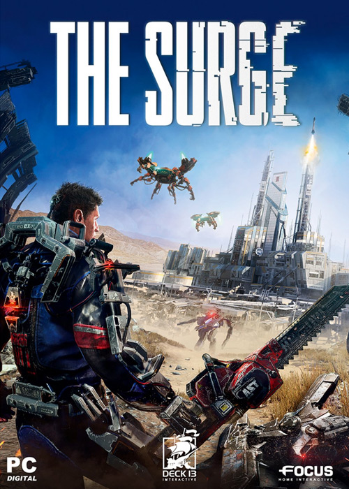 Official The Surge Steam CD Key