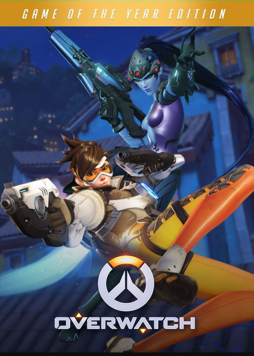 Overwatch Game Of The Year Edition CD Key Global
