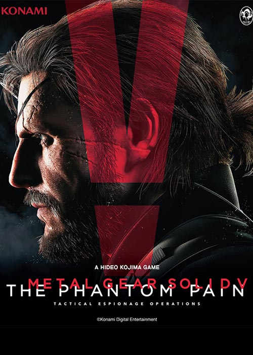 Metal Gear Solid V The Definitive Experience Steam Key Global