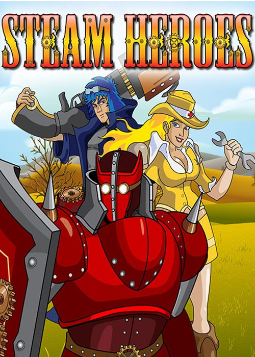 Official STEAM HEROES Steam Key Global