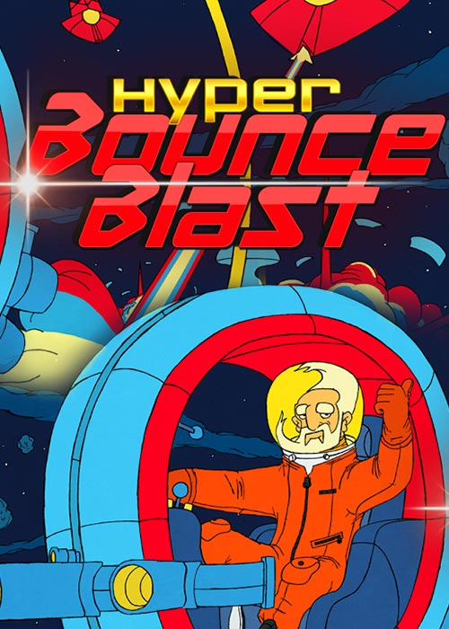 HYPER BOUNCE BLAST Steam Key Global