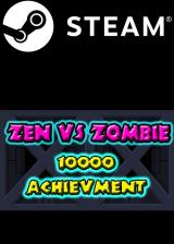 Official Zen vs Zombie Steam Key Global