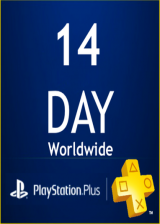 vipkeysale.com, PlayStation PSN Plus Card 14 Days UK (PS4 Only)