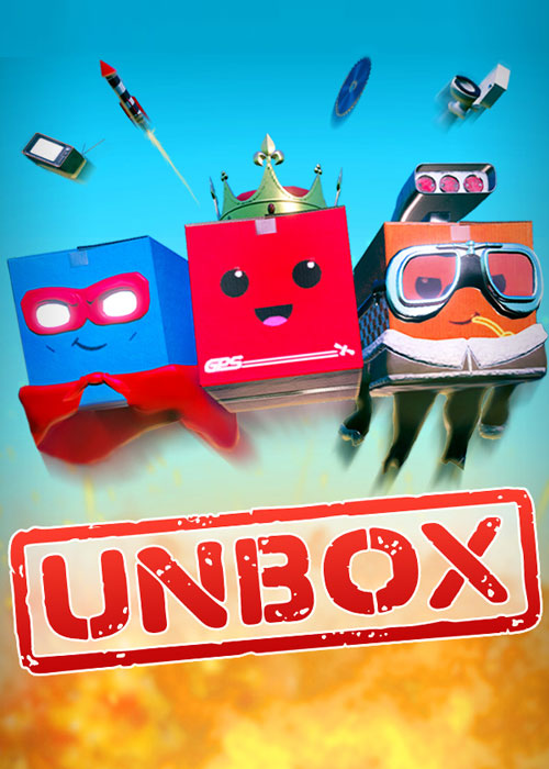 Official Unbox Steam CD Key