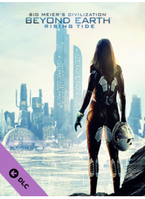 Official Civilization Beyond Earth Rising Tide Key Steam GLOBAL