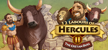 12 Labours of Hercules II The Cretan Bull Steam Key