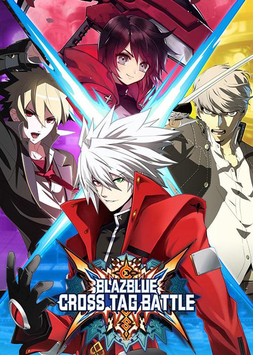 BlazBlue Cross Tag Battle Steam Key Global