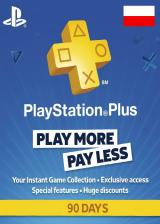 vipkeysale.com, Playstation Plus 90 Days Poland