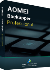 AOMEI Backupper Professional Edition Key Global