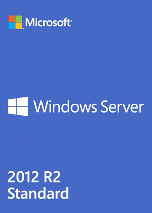 Official Windows Server 2012 R2 Standard Key Global
