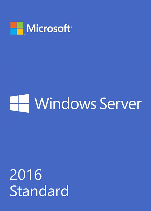 Official Windows Server 16 Standard Key Global