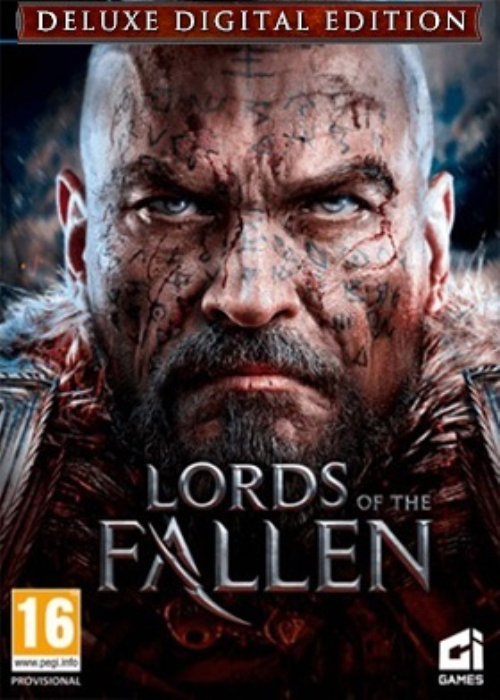 Lords Of The Fallen Digital Deluxe Steam CD Key