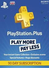 vipkeysale.com, Playstation Plus 90 Days UK