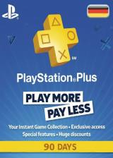 vipkeysale.com, Playstation Plus 90 Days DE