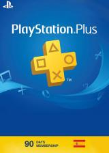 vipkeysale.com, Playstation Plus 90 Days ES/SPAIN