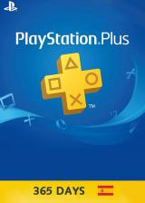 Official Playstation Plus 365 Days ES/SPAIN