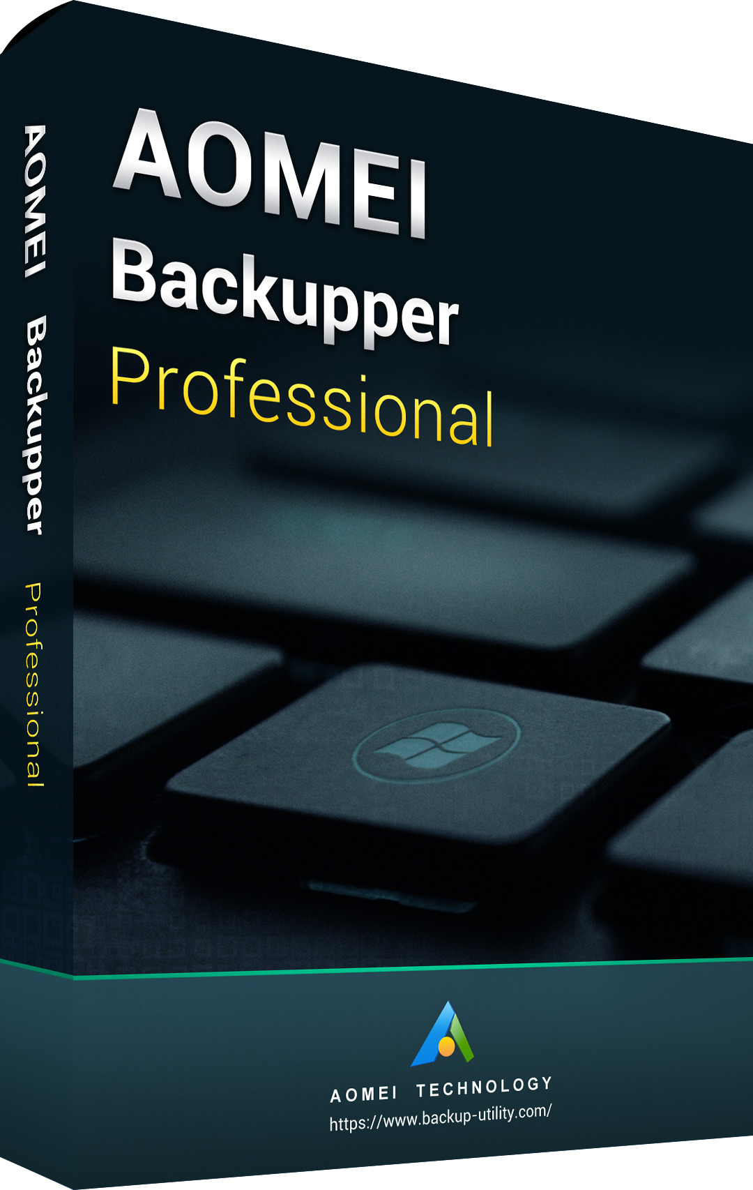 Official AOMEI Backupper Professional 365 Days 5.7 Edition Key Global
