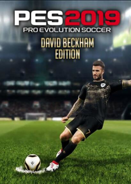 Official Pro Evolution Soccer 2019 David Beckham Edition Steam Key Global