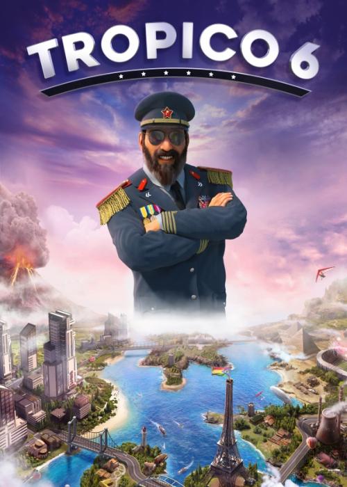 Official Tropico 6 Steam Key EU