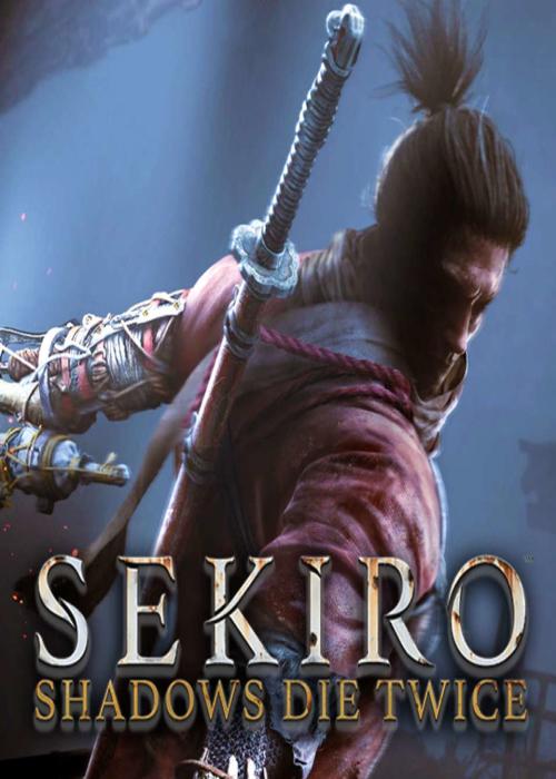 Official Sekiro Shadows Die Twice Steam Key Asia