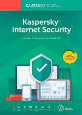 Official Kaspersky 2019 Internet Security 1 PC 1 YEAR EU