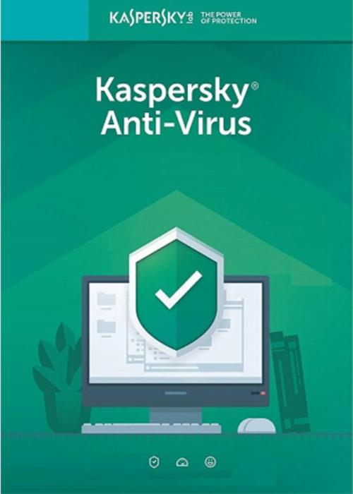 Kaspersky Antivirus 2019 3 PC 18 Months Key North America