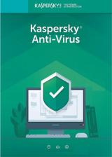 Official Kaspersky Antivirus 2019 3 PC 18 Months Key North America