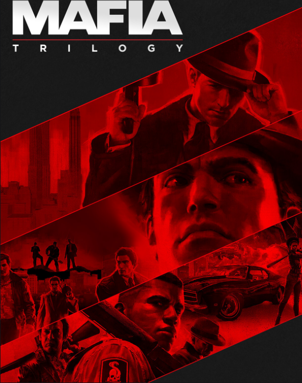 Mafia Trilogy Steam CD Key EU