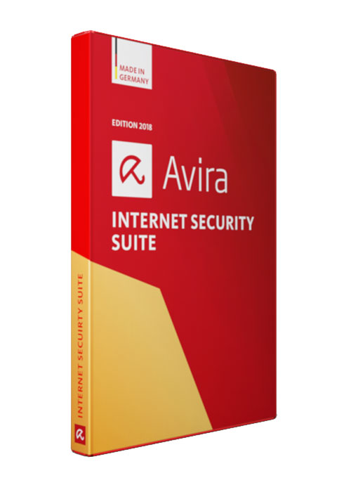 Avira Internet Security Suite 1 PC 1 YEAR Global