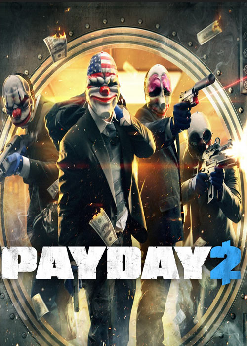 Official Payday 2 Steam CD-Key