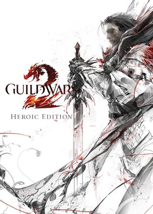 Official Guild Wars 2 Heroic Edition CD-Key EU