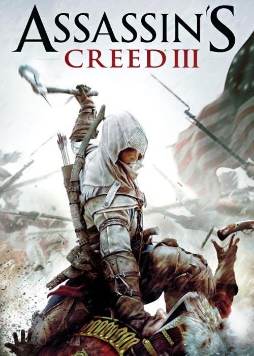 Assassin's Creed 3 Uplay CD Key
