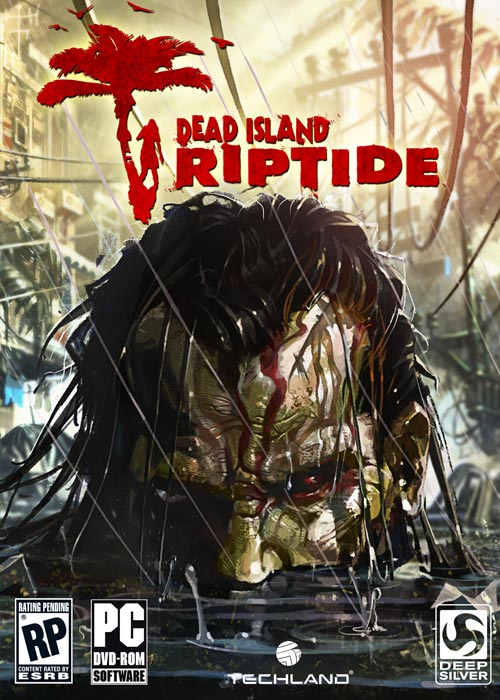 Official Dead Island Riptide Steam CD Key