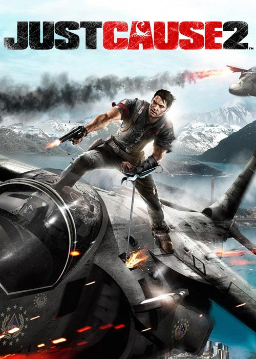 Just Cause 2 Steam CD-Key