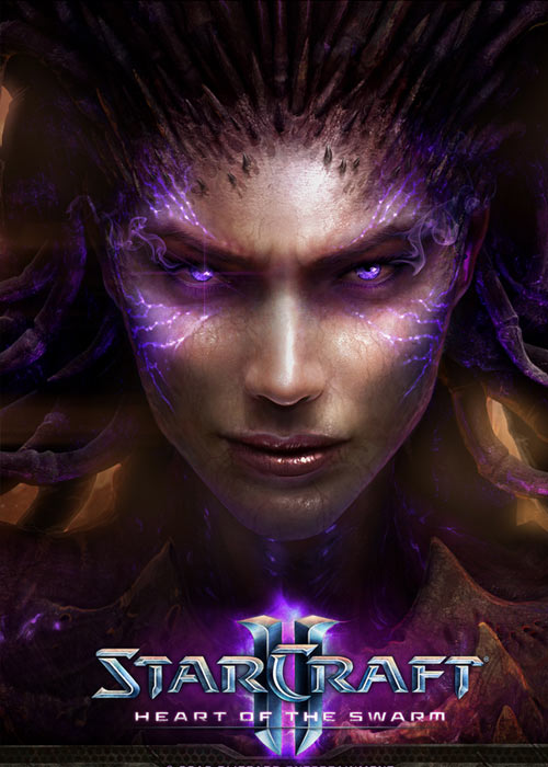 StarCraft 2 Heart of Swarm CD Key
