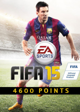 Official FIFA 15 Ultimate Team 4600 Points XBOX One CD Key