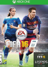 Official FIFA 16 Special Edition Xbox One