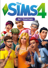 Official The Sims 4 Get Together DLC Origin CD Key