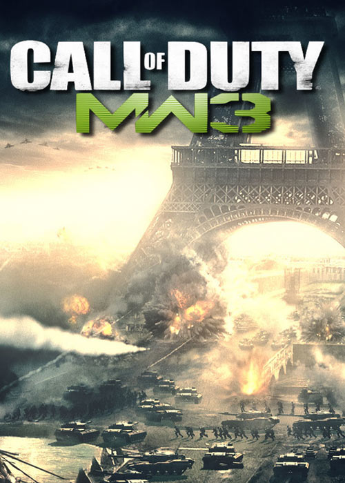Call Of Duty:Modern Warfare 3 Steam CD Key