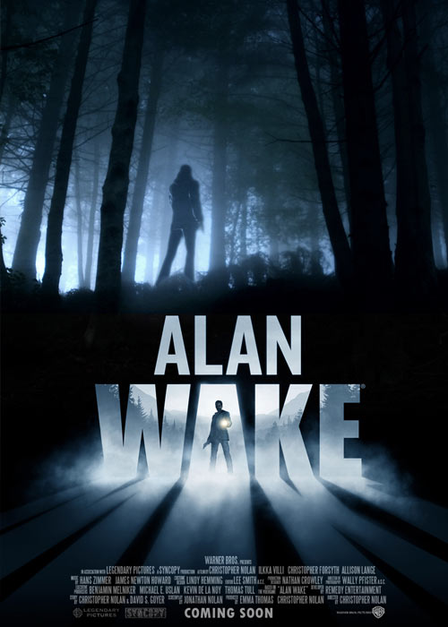 Alan Wake Steam CD Key